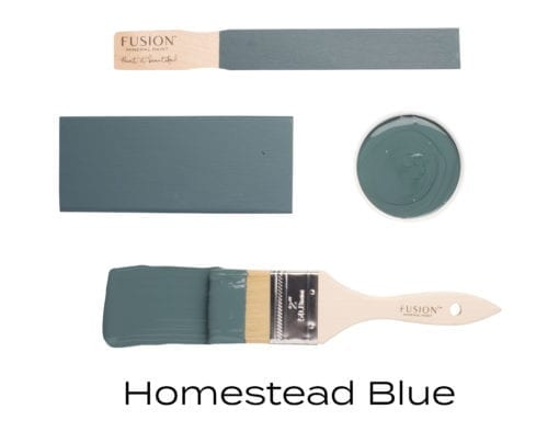 Homestead Blue Fusion Mineral Paint