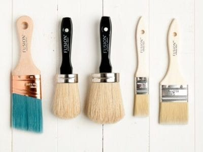 ---Fusion Paint Brushes