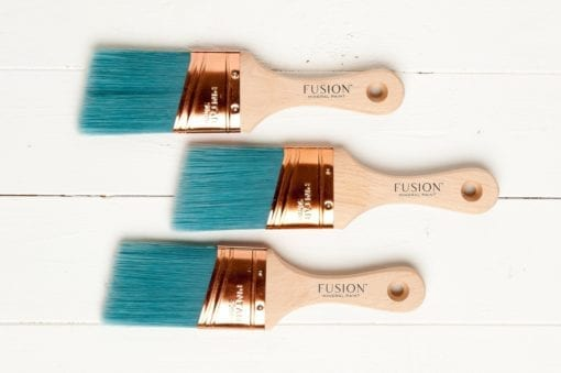 Fusion Mineral Paint Angled Brush