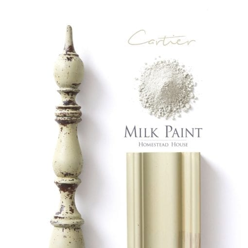 cartier homestead house milk paint