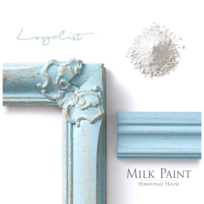 loyalist milk paint