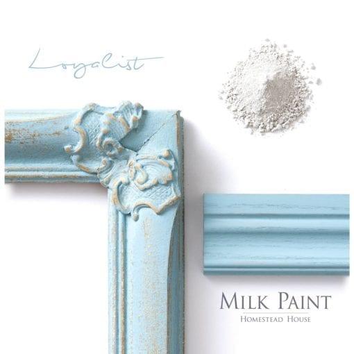 loyalist milk paint