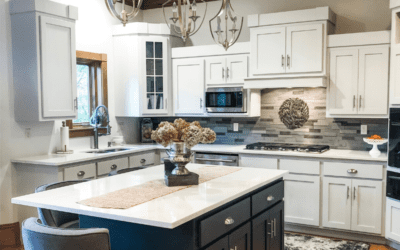 Kitchen Makeover using Fusion Mineral Paint Part 2