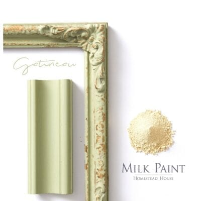 Gatineau milk paint