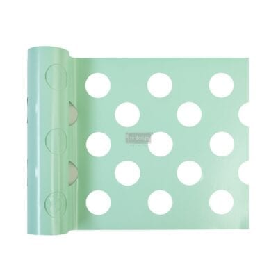 Multi-large dot stick and style stencil roll