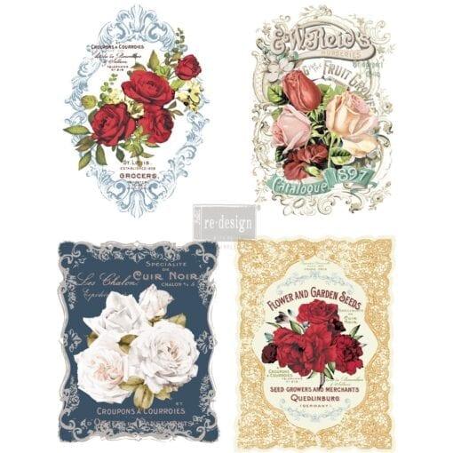 Wild Roses Transfer