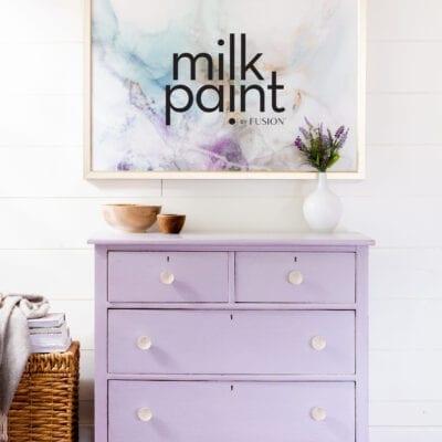 Wisteria Row Fusion Milk Paint