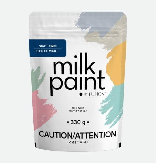 Night Swim Fusion Milk Paint