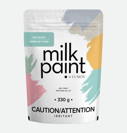 Sea Glass Fusion Milk Paint