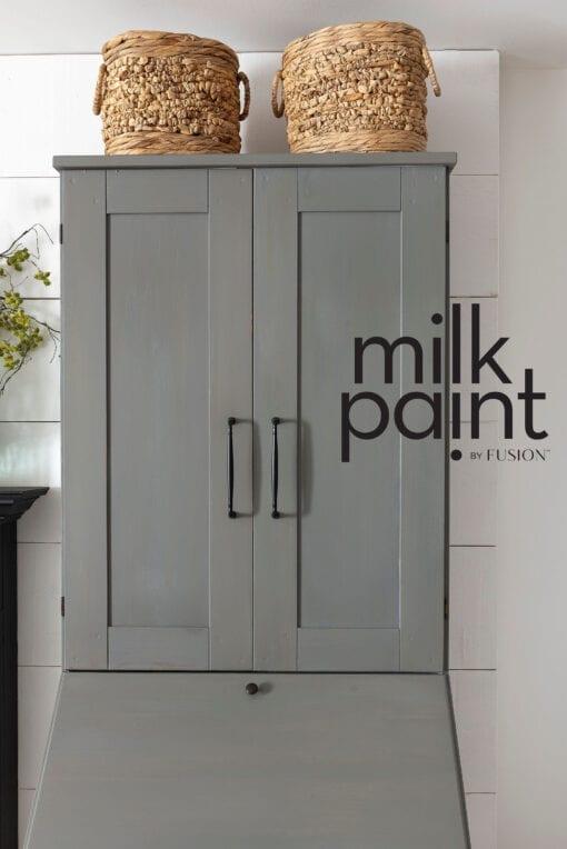 Gotham Grey Fusion Milk Paint
