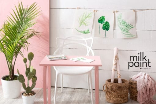 Palm Springs Pink Fusion Milk Paint