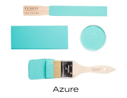 Fusion Mineral Paint in Azure