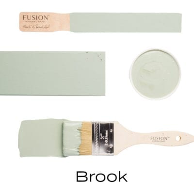 Fusion Mineral Paint in Brook