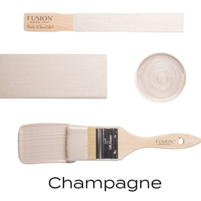 Champagne Fusion Mineral Paint