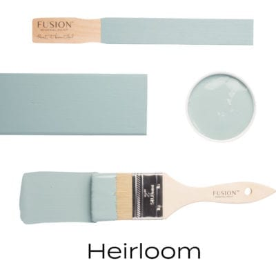 Fusion Mineral Paint in Heirloom