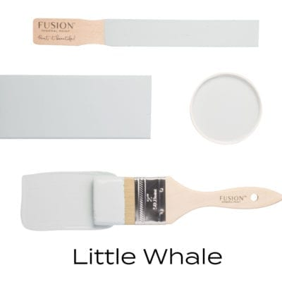 Fusion Mineral Paint in Little Whale