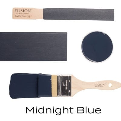 Fusion Mineral Paint in Midnight Blue