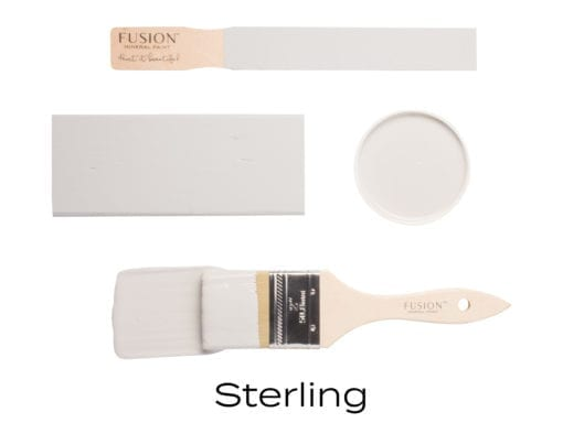 Fusion Mineral Paint Sterling