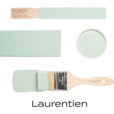 Fusion Mineral Paint in Laurentien