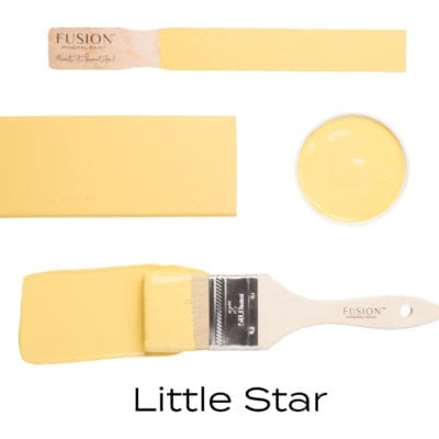 Fusion Mineral Paint in Little Star