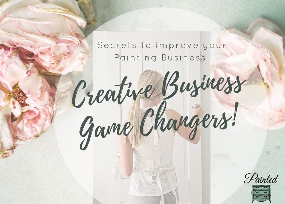 Creative Business Game Changers