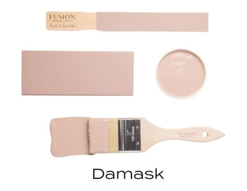 Fusion Mineral Paint in Damask