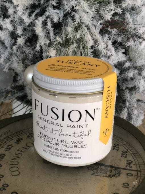 Hills of Tuscany Clear Fusion Wax