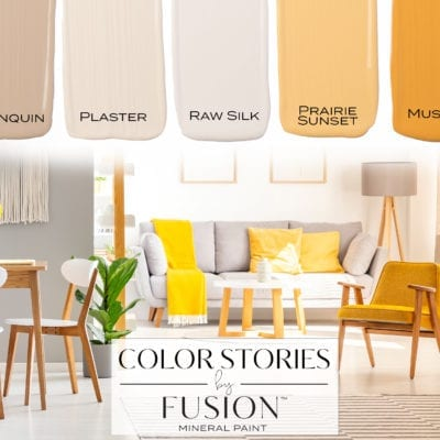 march color story fusion mineral paint