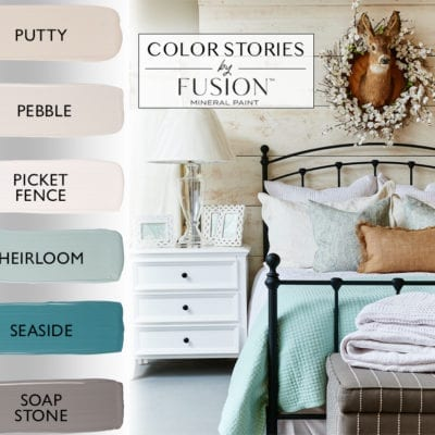 April Fusion Color story
