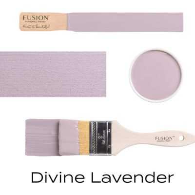 DIVINE LAVENDER Fusion Mineral Paint