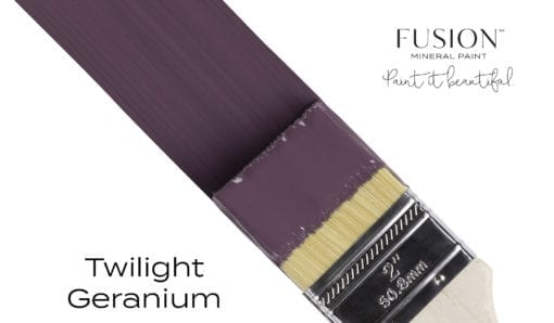 Twilight Geranium Fusion Mineral Paint