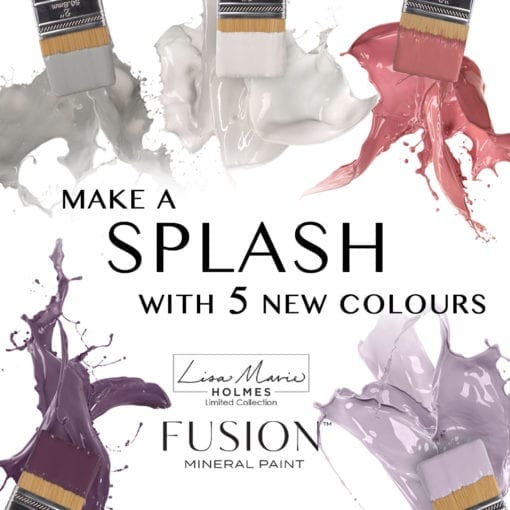 new fusion mineral paint colors