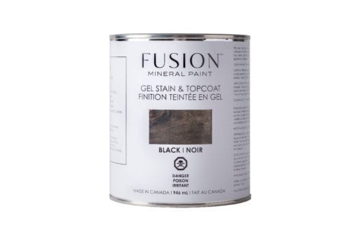 Fusion Black Gel Stain