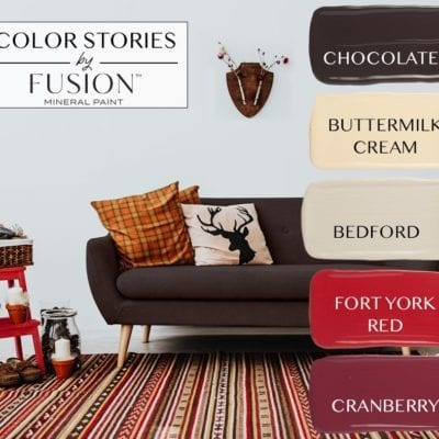 October Fusion Color Story