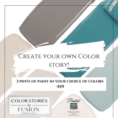 Create your own Color story!