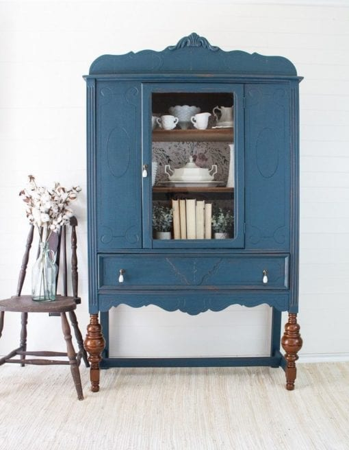 Homestead Blue Milk Paint