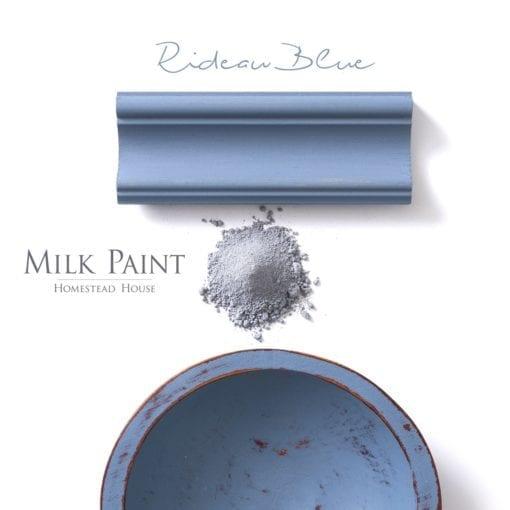 Rideau Blue Homestead House Milk Paint dresser
