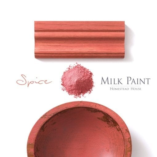 spice milk paint