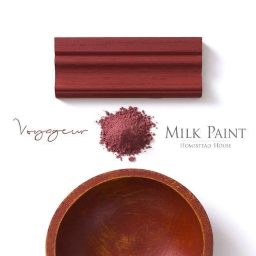 voyager milk paint