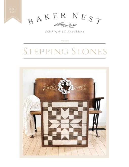 Stepping Stones Pattern Book