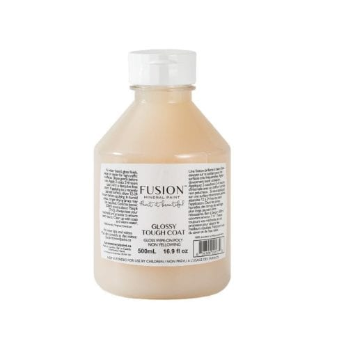 Glossy Touch coat Fusion mineral paint