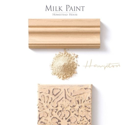 hampton milk paint