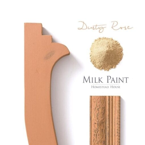 Dusty Rose Milk Paint Homestead House Milk Paint