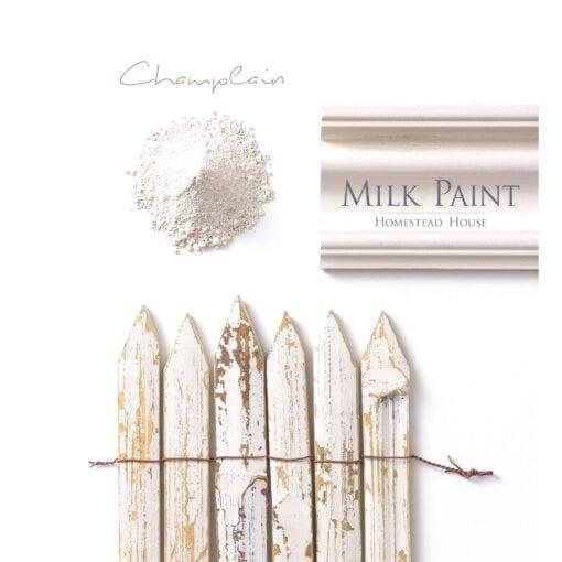 Champlain Milk Paint Homestead House Milk Paint