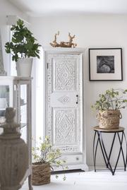 Raw Silk Milk Paint Homestead House