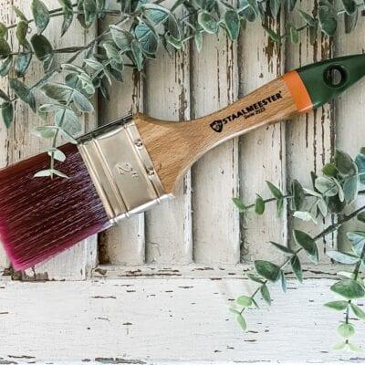 2 inch flat staalmeester brush