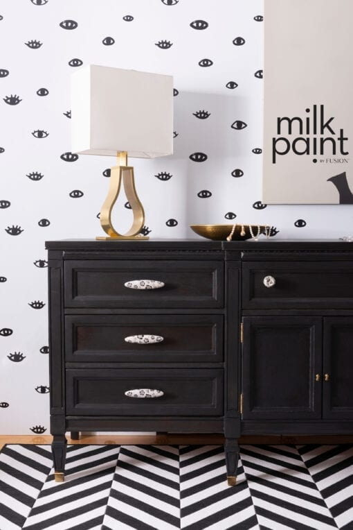 Little Black Dress Fusion Milk Paint