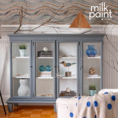 Coastal Blue Fusion Milk Paint