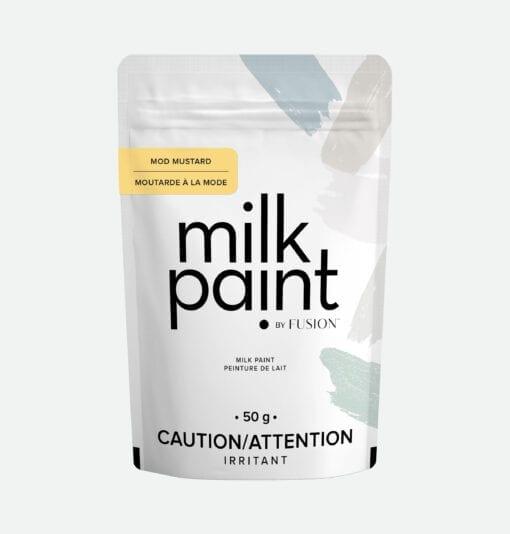Mod Mustard Fusion Milk Paint