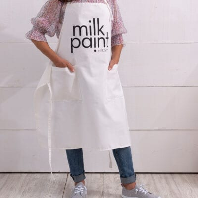 Fusion Mineral Paint Milk Paint Apron